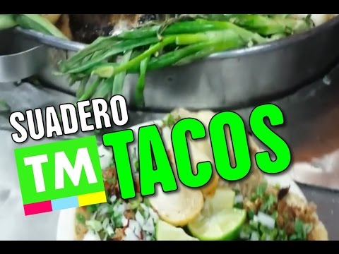 Street Food: Eating Tacos de Suadero in Mexico City