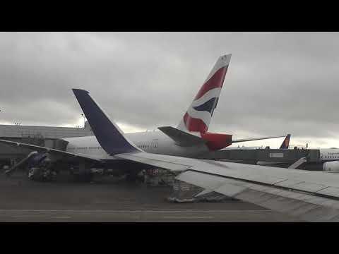 シアトル国際空港離陸 デルタ航空167便 Seattle Tacoma international airport takeoff