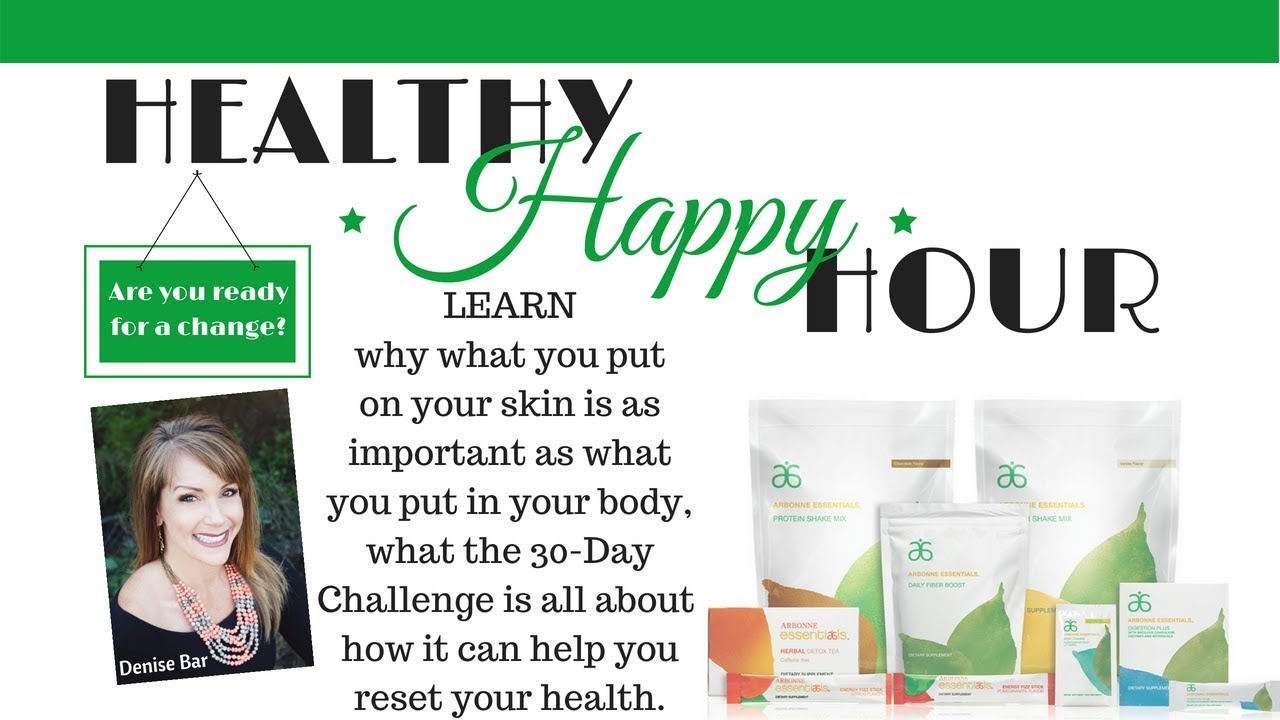 Healthy Happy Hour - Scottsdale - East Valley  Healthy Happy Hour