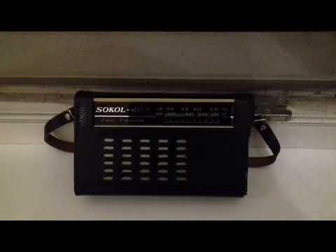 SRTV1 Radio Damascus on 783 kHz with Sokol-403
