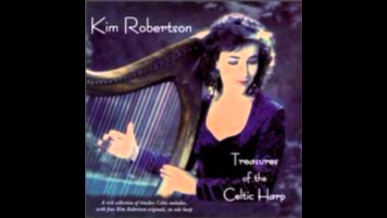 Kim Robertson - Glenlivet (Track 01) Treasures of the Celtic Harp ALBUM