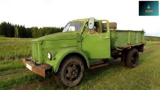 ГАЗ-93. Рассказ.