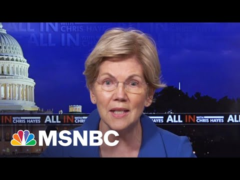 'Power To The People': Sen. Elizabeth Warren Praises Extended Eviction Ban