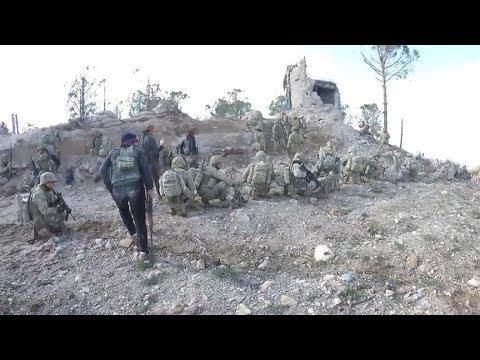 News  Fight terrorists on Mount Bursay  Afrin