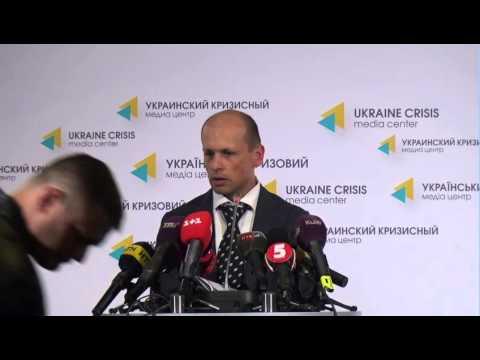 Yaroslav Gonchar. Ukrainian Сrisis Media Center. May 12, 2014 (eng)