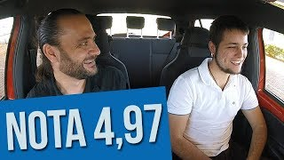🏆 Nota 4,97 de Volkswagen UP - MELHOR MOTORISTA DO BRASIL ?