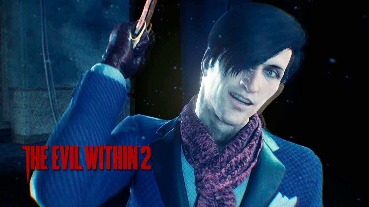 The Evil Within 2 Obscura: O Assassino + BOSS : Obscura - YouTube