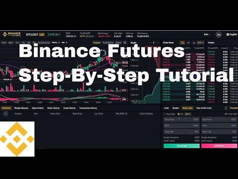 Binance Futures  Guide - Step-By-Step Tutorial