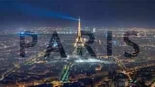 Ontdek Parijs in één minuut