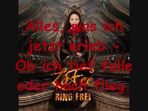 LaFee - Danke (Lyrics)