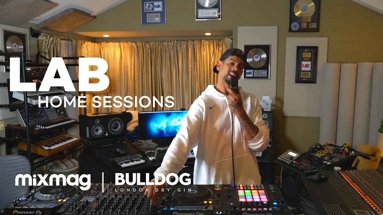 Download MK in The Lab: Home Sessions #StayHome