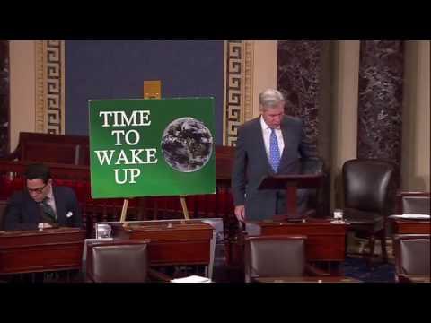 Time to Wake Up to Sea Level Rise: Sen. Sheldon Whitehouse (December 2016)