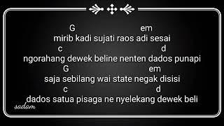 Download lagu LOLOT BAND SINAH MELAH ULI DISISI LIRIK