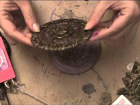 lets make: incense holder