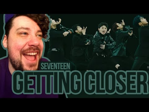 Mikey Reacts to SEVENTEEN(세븐틴) - 숨이 차 (Getting Closer)