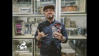 """Berkunjung ke toko musik """"DRUMMINDED"""" di Surabaya"""