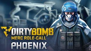 Dirty Bomb: Phoenix – Merc Role-Call