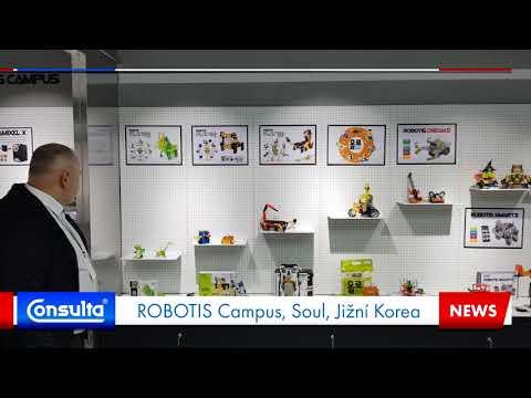 ROBOTIS Campus, Soul, Jižní Korea 2019