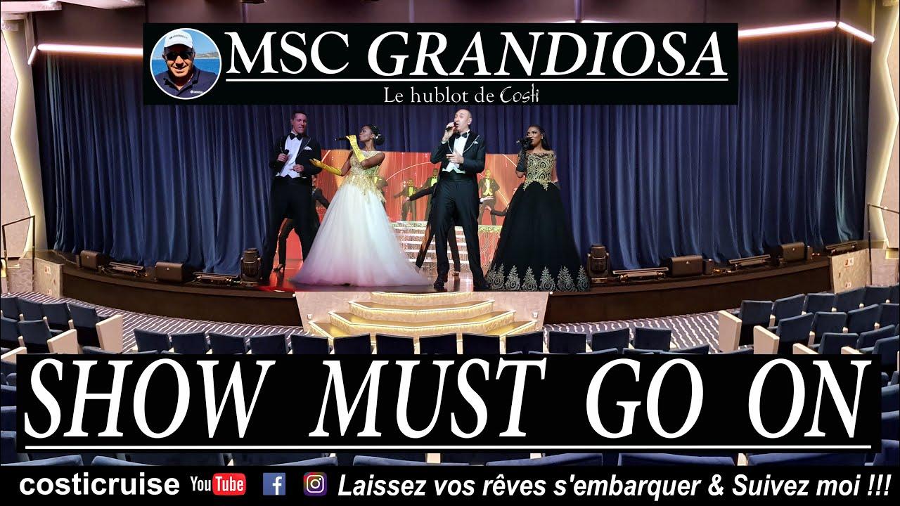 MSC GRANDIOSA