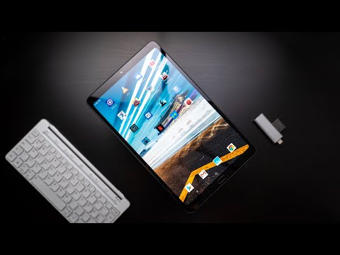 Xiaomi Mi Pad 4 Plus Test: Gute Leistung & Riesen-Akku