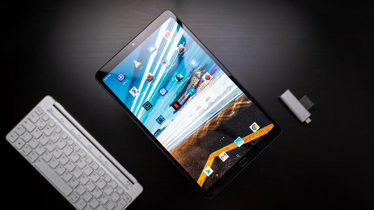 Xiaomi Mi Pad 4 Plus Test Gute Leistung Riesen Akku Youtube