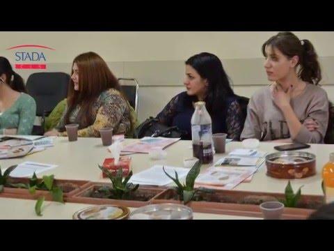 Штада Армения - Презентация с провизорами аптечной сети Натали Фарм 29.01.2016