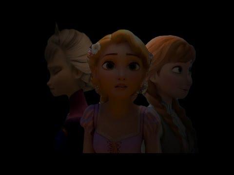 Анна и эльза мультфильм 3