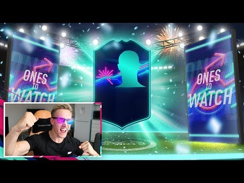 UNREAL SCENES! OTW IN A PACK! - FIFA 19 PACK OPENING