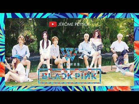 BLACKPINK × WINNER - '불장난 (Playing With Fire) × 아일랜드 (Island)' (Mashup by Jérôme Peynot)