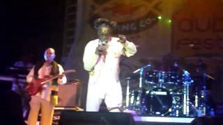 Bunny Wailer Legalize it, 2009 Dub Fest