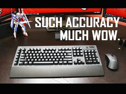 Most Accurate Mouse and Best Key Switches   Bad Keyboard