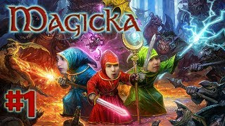 Magicka #1 [SingSing, Tucker, Rime, Saffie] (Sunday Game #4)