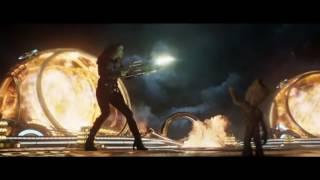 Стражи Галактики 2 трейлер-клип