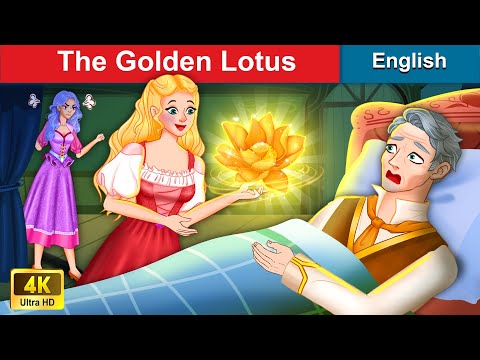 The Golden Lotus 👸 Bedtime stories 🌛 Fairy Tales For Teenagers | WOA Fairy Tales