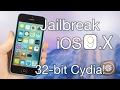 Jailbreak iOS 9.3.4, 9.3, 9.2 & 9.1 per 32-bit [iPhone 5, 5c, 4s / iPad 4, 3, 2 / iPod touch 5G]