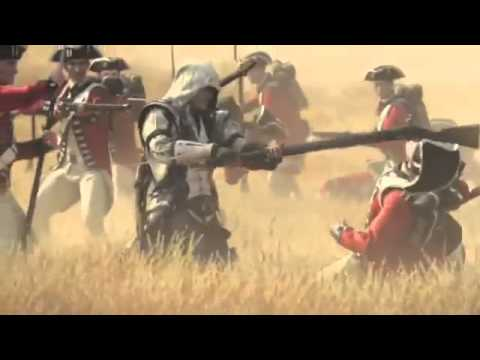 Assassin's Creed 3   Linkin Park   In The End Music Video Clip