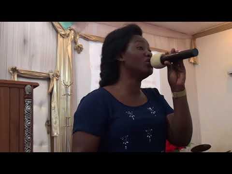 THETHE MAKABI A CIEL LOGOS Dimanche 19 Aout 2018 Pasteur Pierrot N.GOMAT