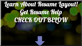 Resume Examples Download - Download Resume Templates !