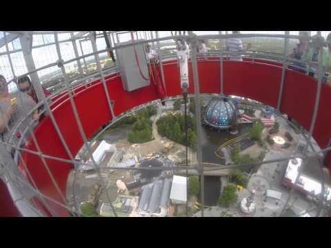 Downtown Disney   Balloon Ride