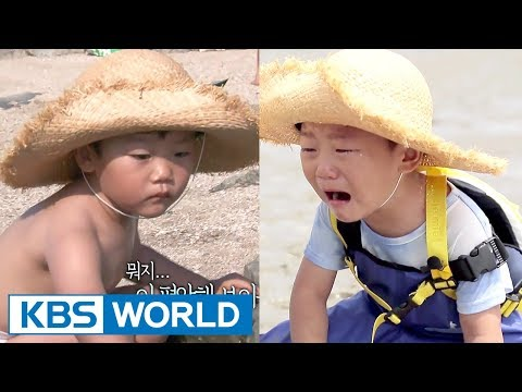 Seol-Su-Dae are trapped in a deserted island! Sian won't stop cryin! [TROS / 2017.09.10]