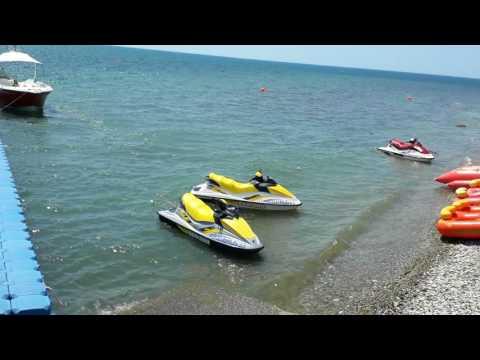 Дивноморское пляж 2017  июль