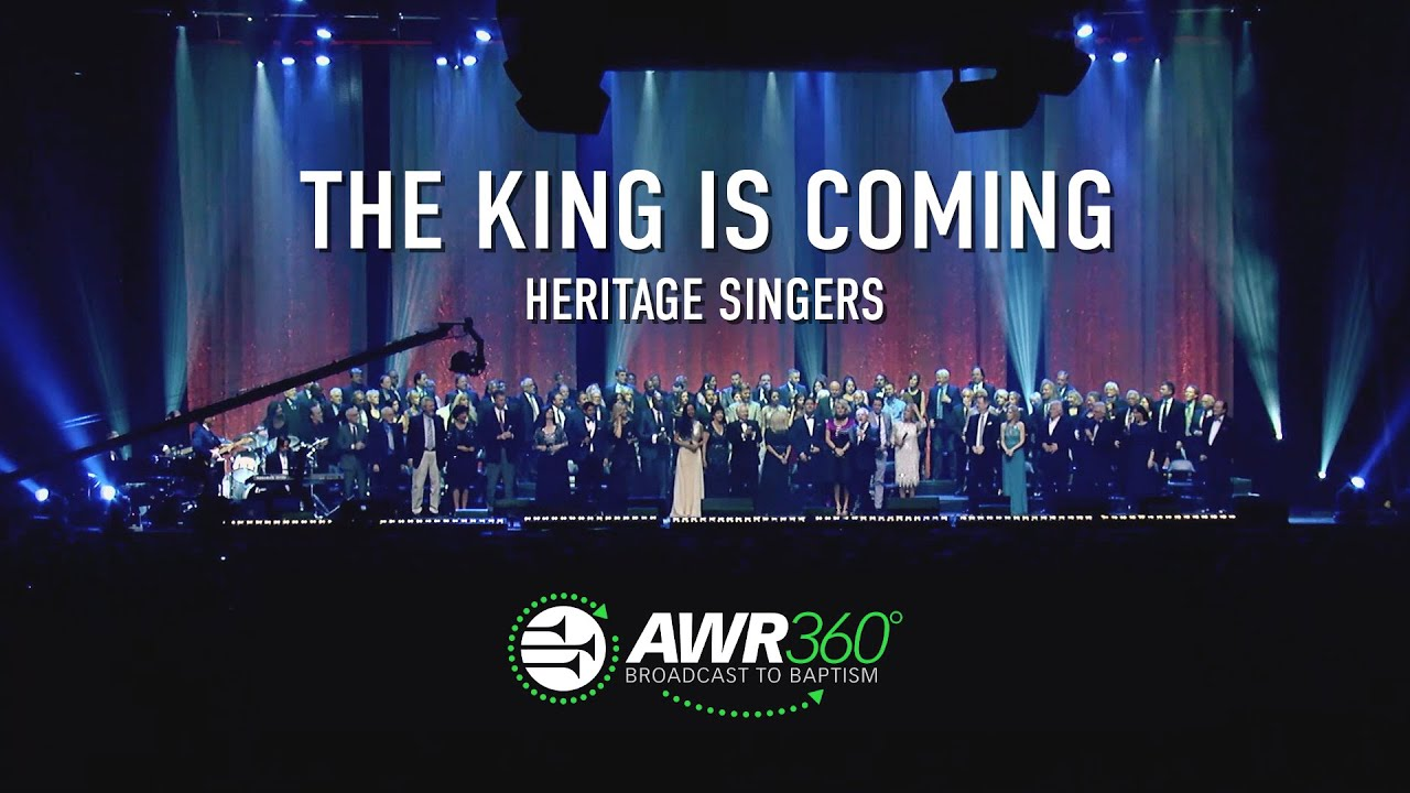 video thumbnail for The King is Coming | AWR360º