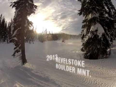 Revelstoke Snowmobiling 2013 - Pro RMK
