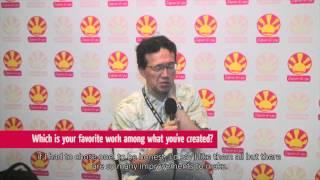 Interview With Shinji Aramaki