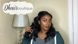 Repeat youtube video Dhair Boutique Final Review // My Honest Thoughts
