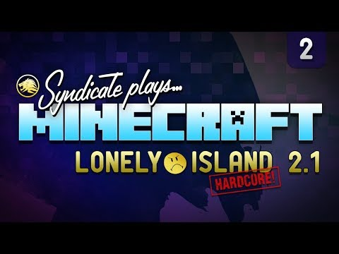 Minecraft: I'LL NEVER DIE! - Lonely Island 2.1 (Hardcore) - Ep.2