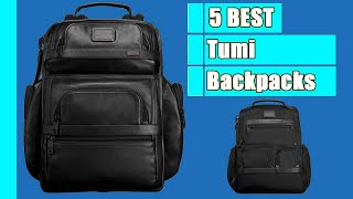 Tumi Backpack    5 Best Tumi Backpacks in 2021    Buying Guide