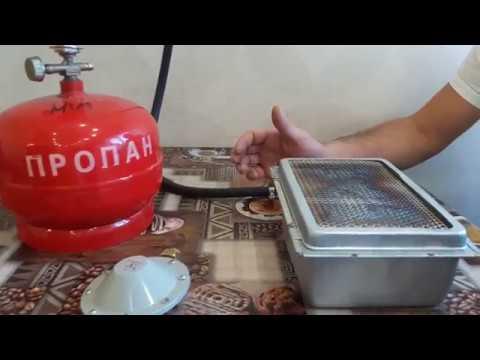 Газовая инфракрасная керамическая горелка MIR