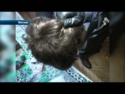 видео: В Москве задержали грабителей рецидивистов, державших в страхе столичные банки