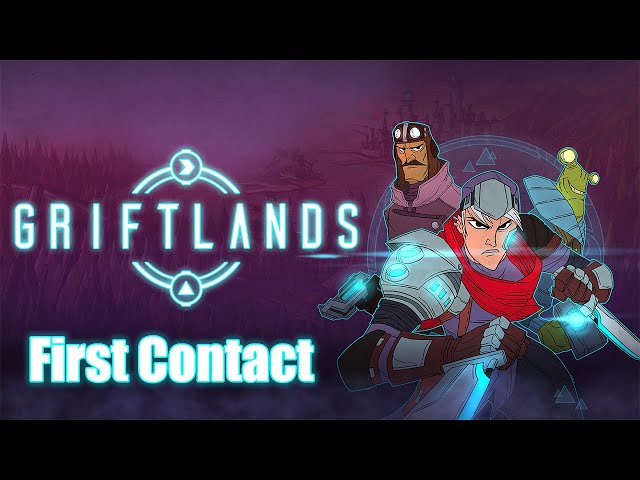 [FR] Griftlands - First contact - Fin négociateur ou Fine lame ?